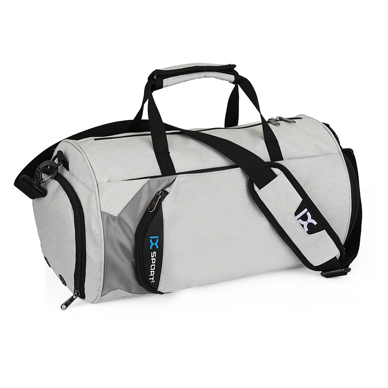 Best Seller New Design Unisex Waterproof Nylon Yoga Exercise Fitness Duffle Sport Gym Bag
