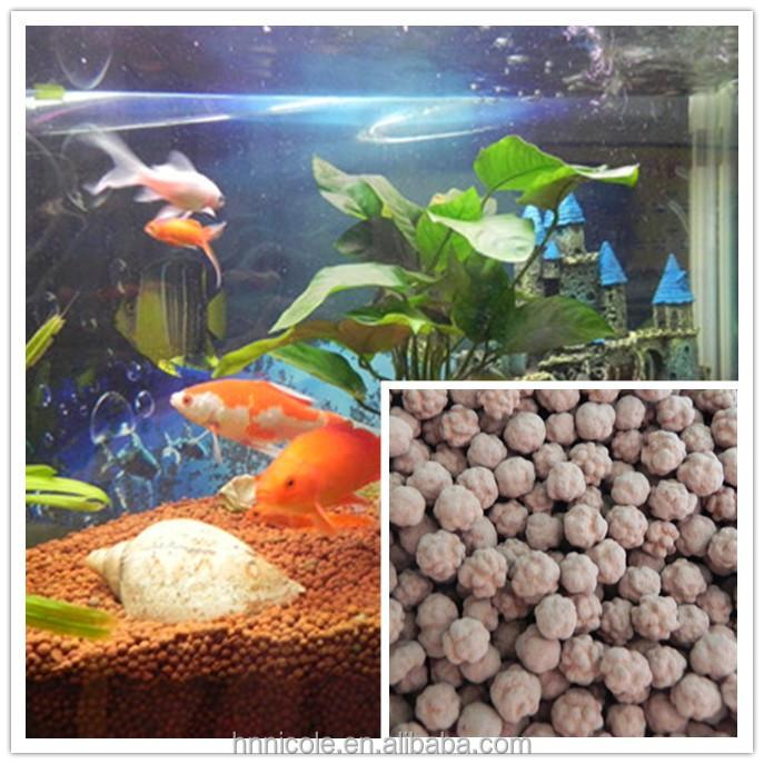 Wholesale Chinese Aquarium Live Plant Fertilizer Deco Clay