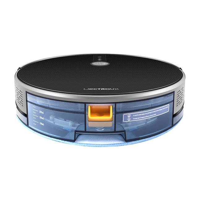 Liectroux Roboterstaubsauger C30B Vacuum Cleaner,Map navigation,3000Pa Wifi APP