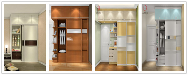 Wonderful Cheap Simple Bedroom Furniture Wooden Laminate Wardrobe Designs Part 21