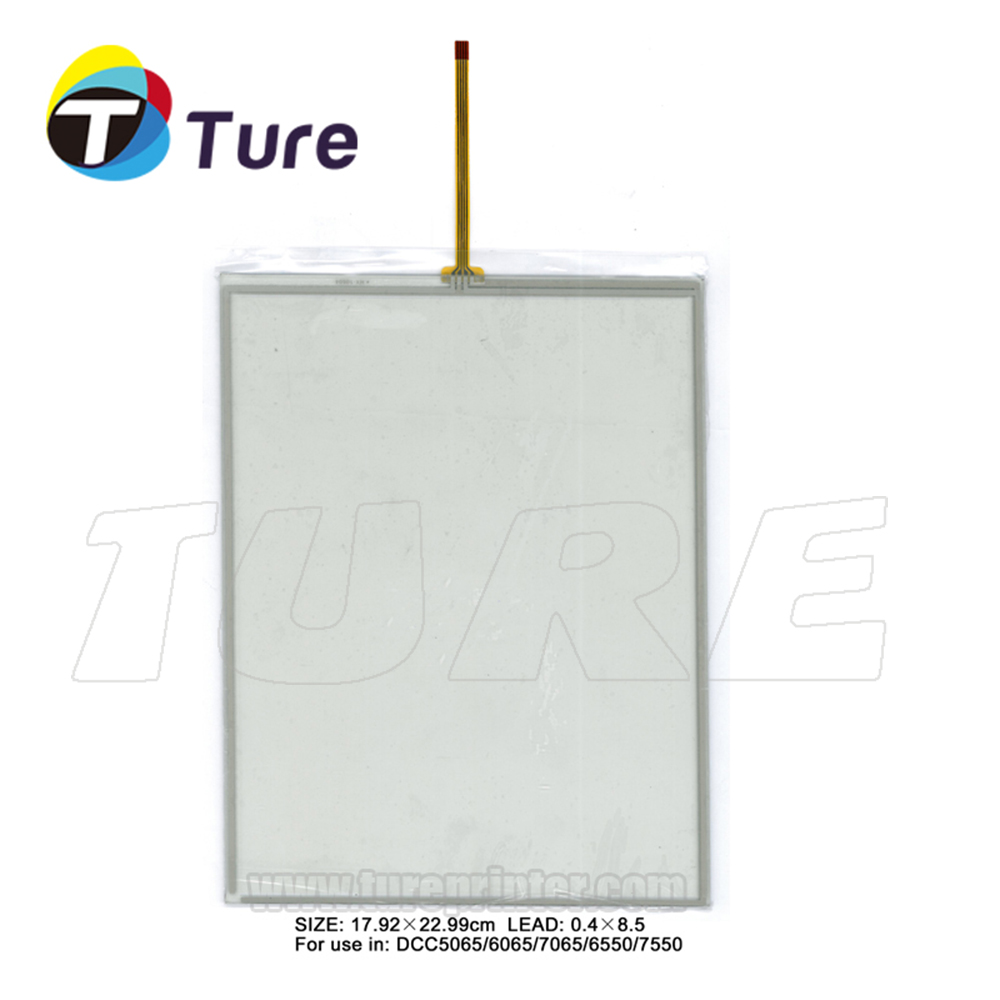 Copier Parts DDC6500 Touch Screen For DCC5065 6065 7065 6550 7550 Copier Touch Screen Panel
