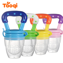 Free Samples Silicone Baby Fresh Fruit&Vegetable Food Feeder Pacifier