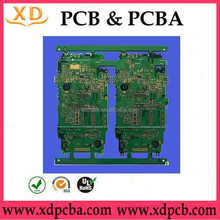 Professional crt color tv pcb board for electric products with vacuum package