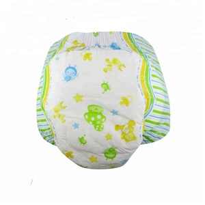 A Grade Super Soft Disposable Adult Baby print Diapers