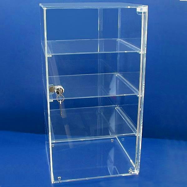 Custom Clear Acrylic Display Box With Lock Buy Acrylic