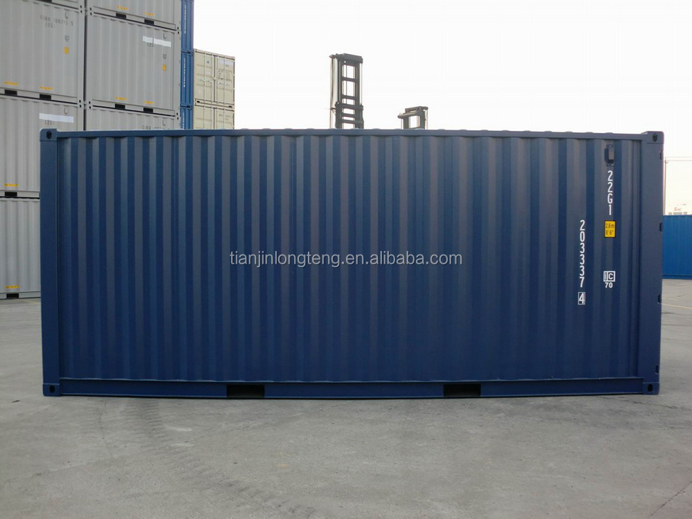 One Trip New 20 Ft 40 Foot Shipping Container Manufacturer