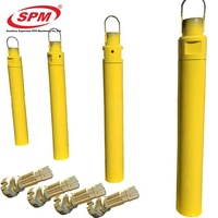 SPM112A 12 inch DTH water and rock deep well drilling hammer rock drill / big hole dth hammer / drilling tools and equipments