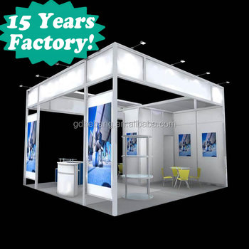 Exhibition Booth Stand : Years factory exhibition booth stand tradeshow booth buy