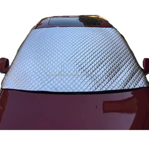promotion caravan uv proof car frost cover