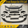 Auto PP R20 Front Bumper for VW Golf 6