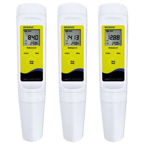 China Biobase EC-20 Laboratory Digital Pocket Conductivity Meter