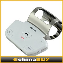 High quality bluetooth 3.0 bluetooth handsfree steering wheel mounted car kit