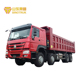 Latest China made cheap new sinotruk volume 40 ton sand man diesel tipper truck
