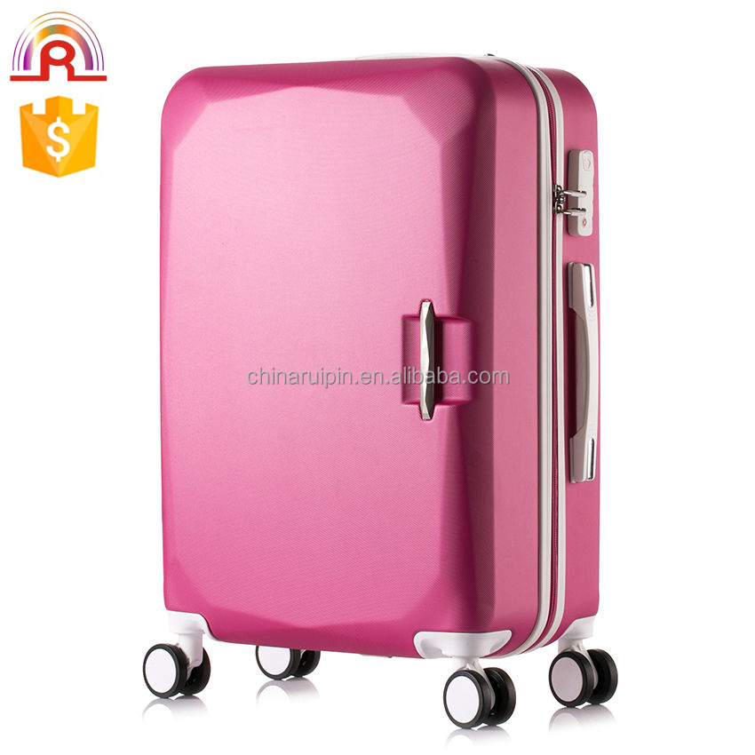 Luggage Travel Bag Trolley Bags Suitcase with Wheels Multicolor