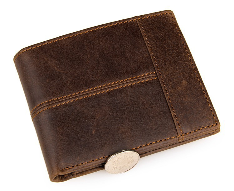 JMD Real Leather Bifold <strong>Wallet</strong> For Men Business Card Holder Online Shopping