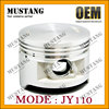 Wholesale Motorcycle Engine Parts OEM Standard JS110 JY110 Vehicle Motorcycle Piston For Japan Yamaha