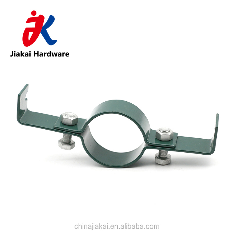 Customized Metal Suspension Pipe Clamp Support with Powder Coating