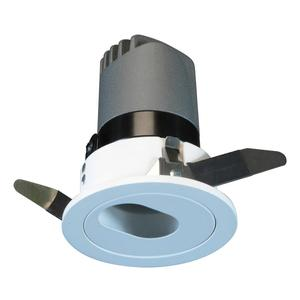 220 volt input led spotlight with 15 30 45 degree beam angle optional for replacing gypsum spotlight