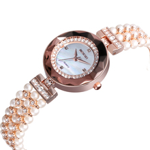 WEIQIN W4790 french luxury brands watch pearl band
