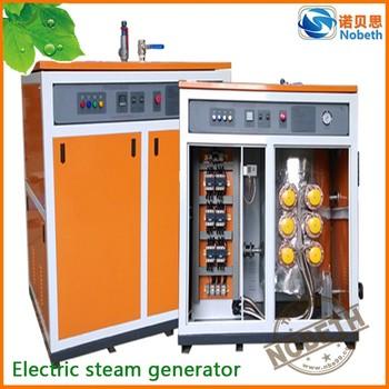 171 Degree Steam Electric 120kw High Pressure Small Steam Boiler ...