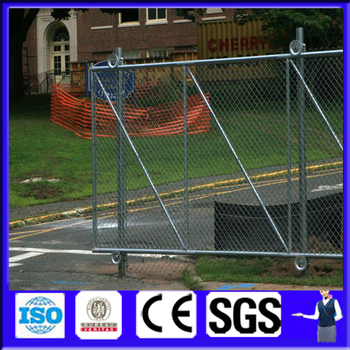 Factory Temporary chain link fence panel