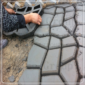 Diy pavement mold driveway paving brick patio moldes para concreto diy pavement mold driveway paving brick patio moldes para concreto slabs path pathmate garden stone walk solutioingenieria Image collections