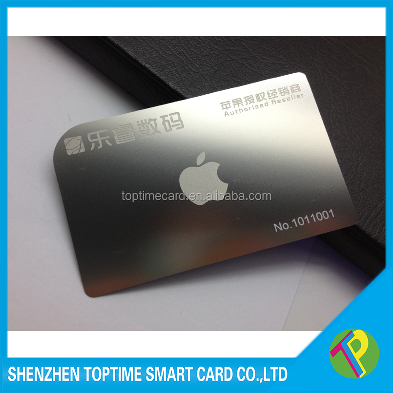 Beautiful Metal Business Cards China Contemporary - Business Card ...