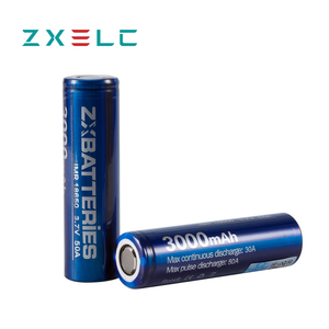 Best selling Zxbattery 3000mah 50A cgr 18650 cg Batteries