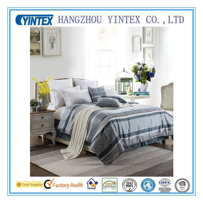 China Supplier Cotton/Polyester Printed Beautiful Bed Sheet Cover Bed Linen Bed Cover Sheet For Home Textil