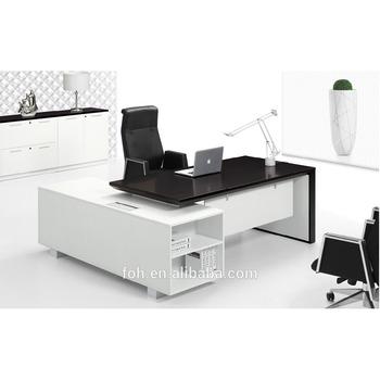 Classic Oficina Secretario Mesa Con Mesa Auxiliar/escritorio Accesorios  (foh-umb211) - Buy Escritorio De Oficina Clásico Diseño,Oficina Moderna ...