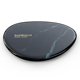 Newest Wireless Fast Charger Pad with built-in charging cables for iphone
