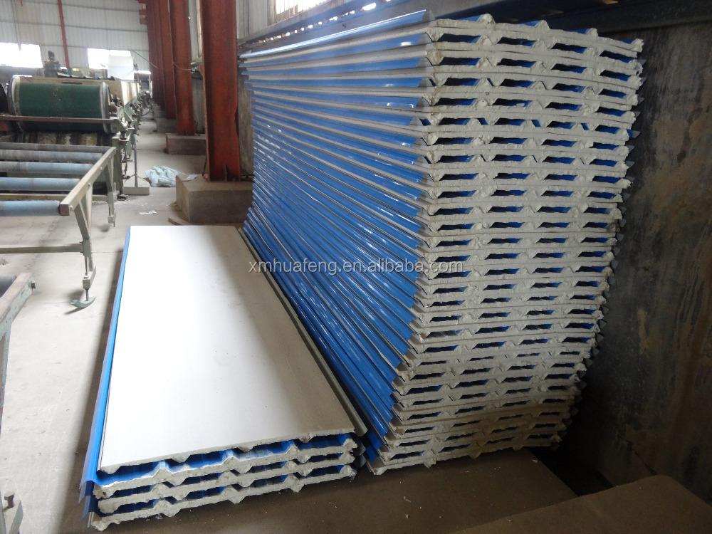 PU Foam Metal PU Roll Forming