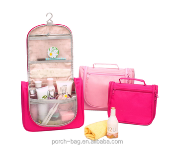 f96621ff7f Weekend Journey Lady Toiletries Travel Bag