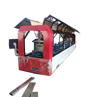 LGS light gauge steel prefabricated steel construction c channel roll forming machine