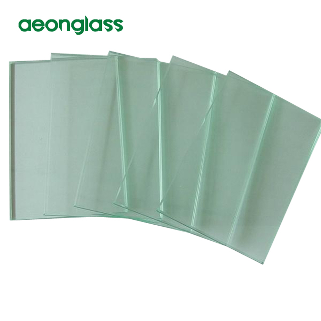 2mm-19mm Glass Panel with CE&ISO certificate