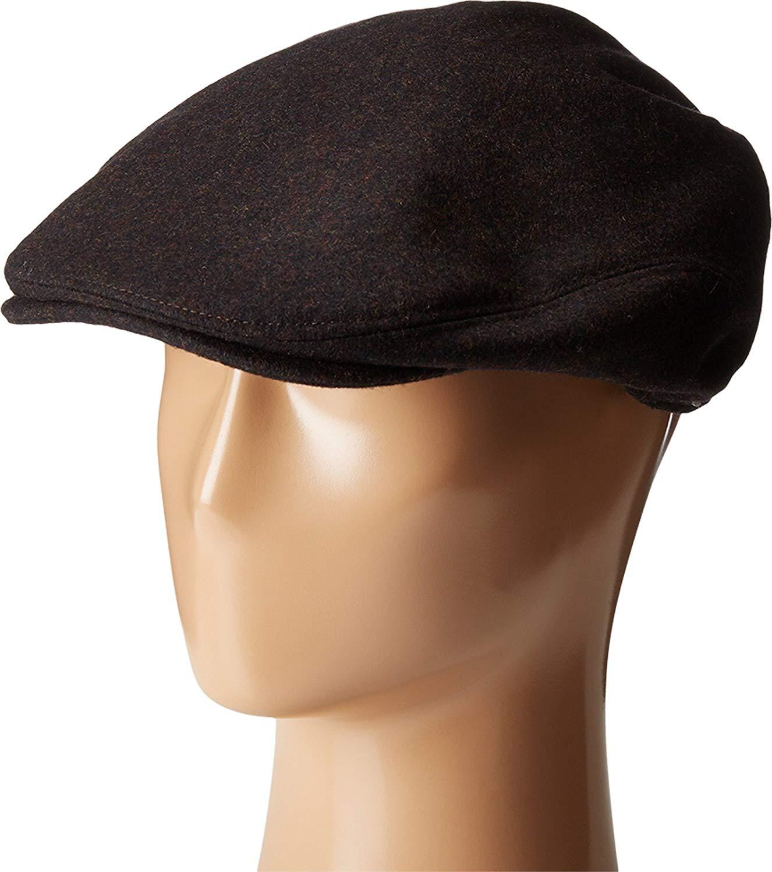 Get Quotations · Stetson Men s Wool Blend Heather Ivy Cap 43d55341a209