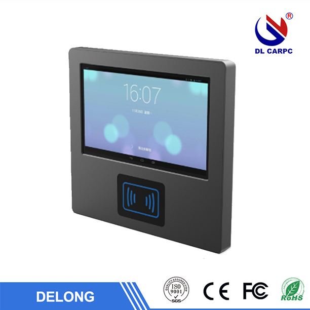 android industrial panel pc with rfid touch screen