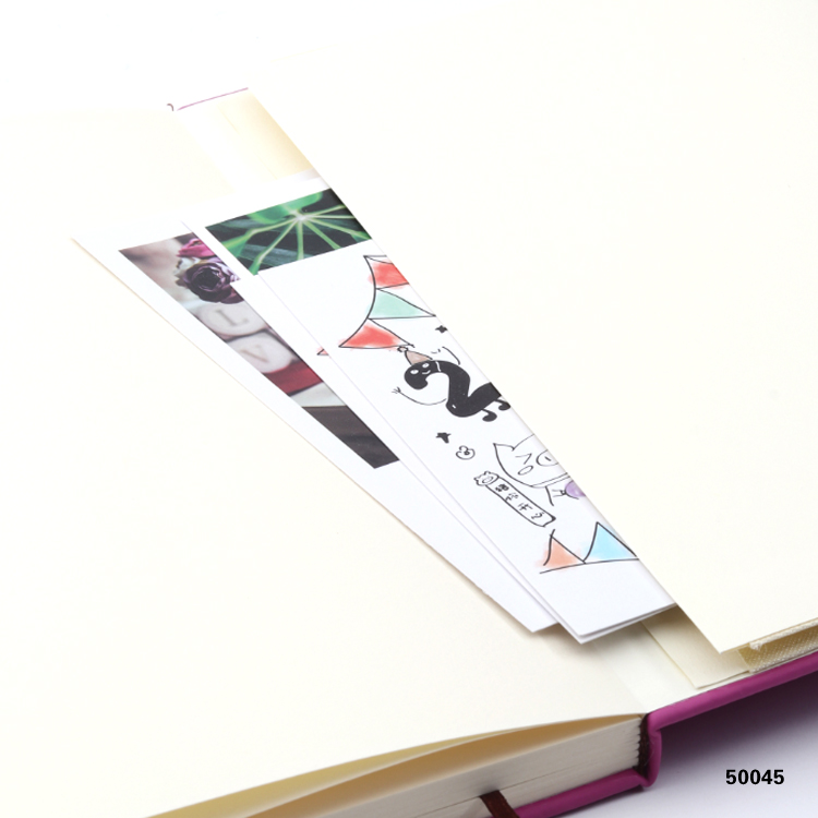Hoge Kwaliteit PU Hardcover Custom Kleur A5 Hardcover PU Opmerking Boek