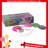 Sweet Long Funny Roll Bubble Chewing Gum