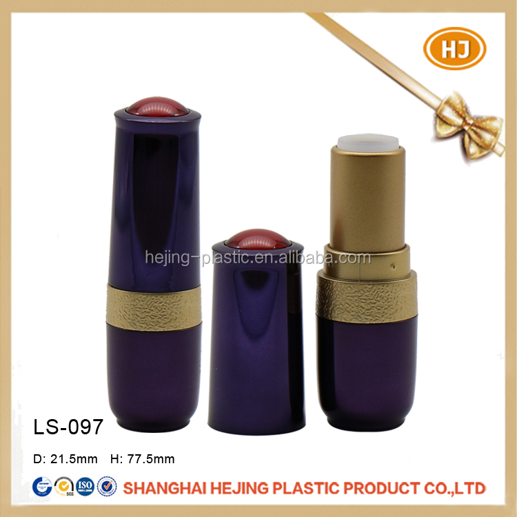 Vintage look eco friendly lipstick container