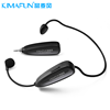 Welcomed portable wireless headset conference microphone for teachers