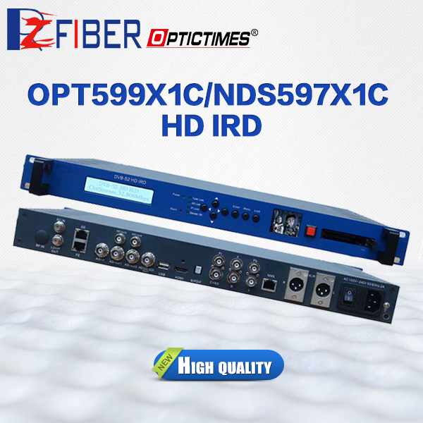OPT599X1C/OPT597X1C Satellite Receiver DMB-T HD IRD
