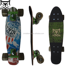 Personalizzati adult mini cruiser blank <span class=keywords><strong>deck</strong></span> skateboard