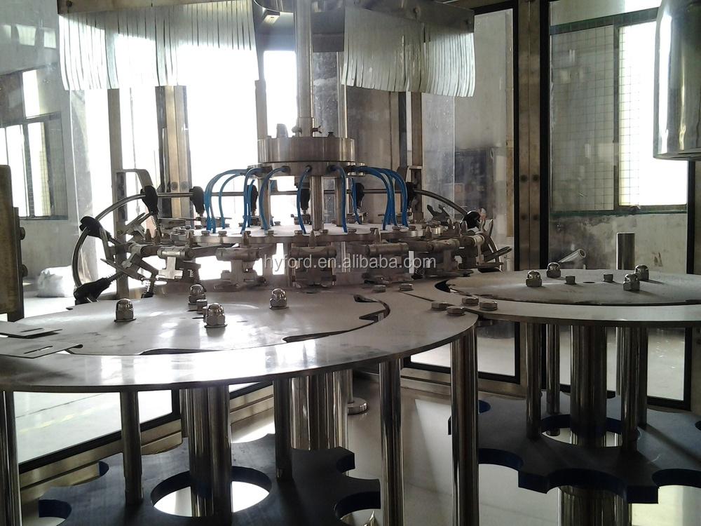 automatic wine bottle filling machine