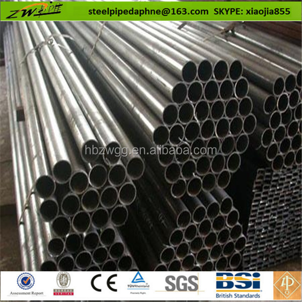 Q235 Q345 16Mn 219mm diameter steel pipe for Hydraulic Project