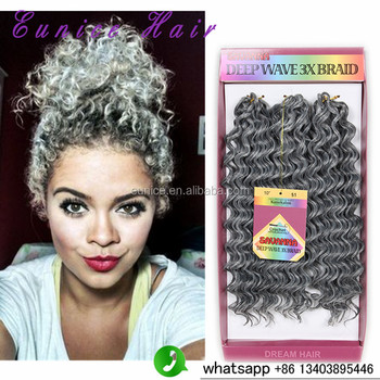 Crochet Hair Dreadlocks Extensions Freetress Braids Synthetic