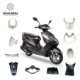 Accessoire moto motorcycle accessories cnc OEM motorcycle abs plastic body parts