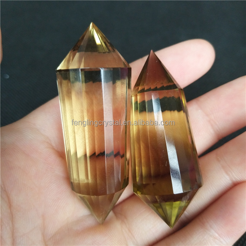 Bulk hight quality products Flawless Newest healing natural crystal wand for sale
