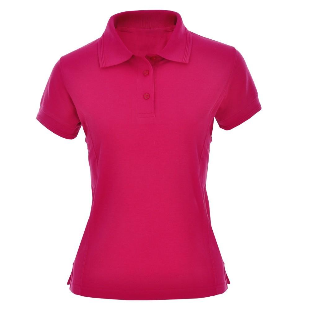 Fashion golf tee slim fit polo shirts wholesale womens for Women s dri fit polo shirts wholesale