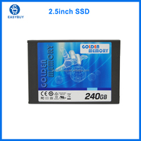 100% test Golden Memory SM2246EN SATAIII MLC Solid State Disk ssd 240gb